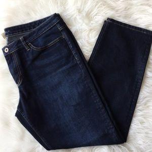 Ultimate Skinny Dark Jeans